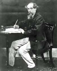 Dickens-at-writing-desk-1911-1
