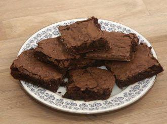 Stack-brownies
