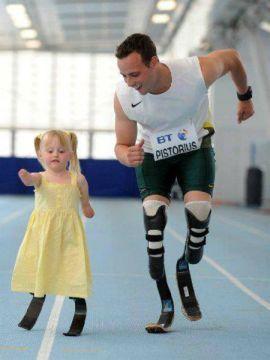Pistorius-and-little-girl