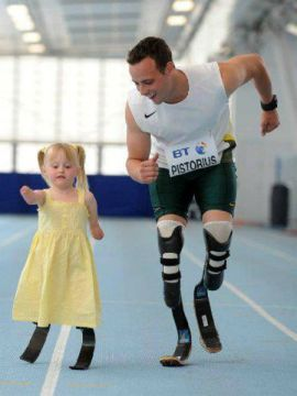 Pistorius-and-little-girl