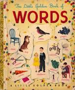 golden book of words cover