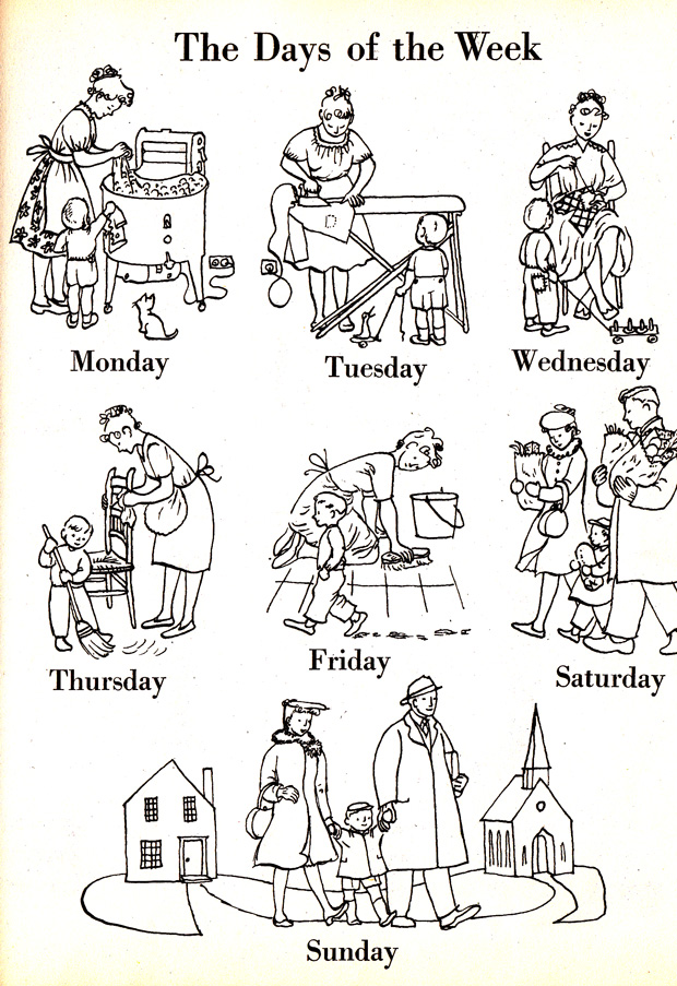golden words week