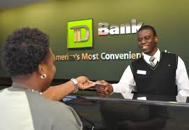 customer service td bank
