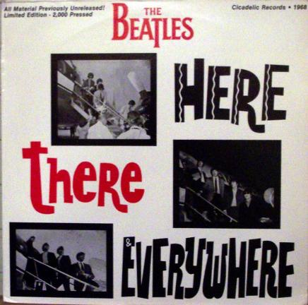 beatles here there everywhere