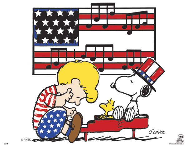 national anthem boy named charlie brown