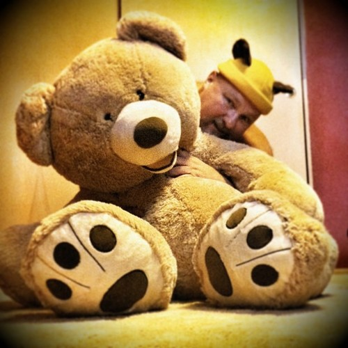 woofer teddy 1